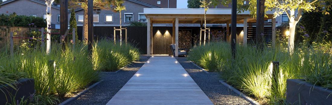 In-lite, buitenverlichting voor terrassen en tuinen