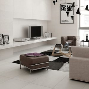 Carrelages pour living, salon, salle à manger, séjour