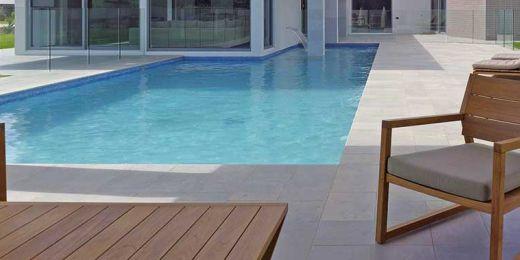 Aménagement des plages et abords de piscine - Belgique