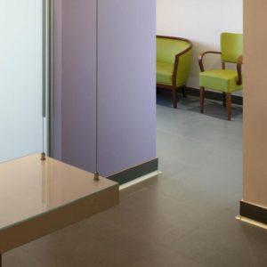 Carrelages pour cabinets médicaux, dentistes, kinés, vétérinaires...