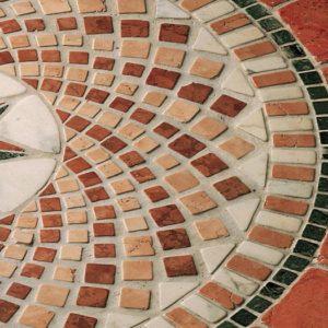 Carrelages en mosaïques