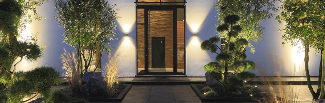 Buitenverlichting voor terrassen en tuinen - België