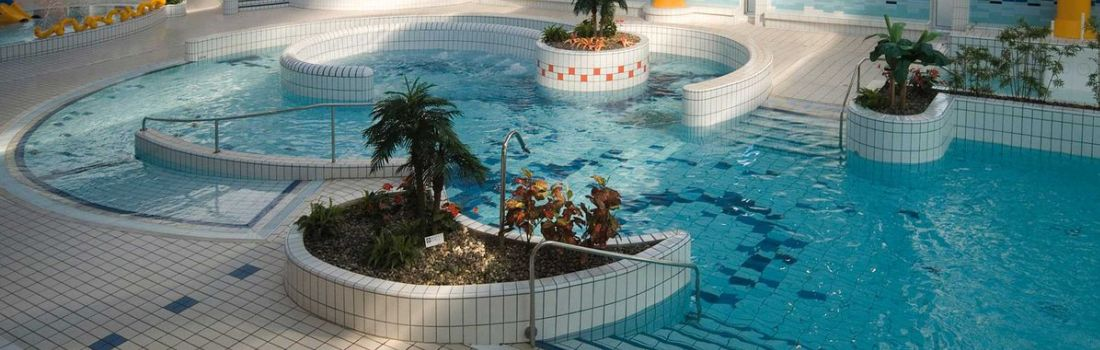 Tegels voor zwembaden, wellness, spa's - België