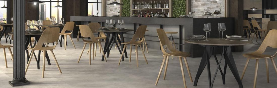 Tegels voor restaurants, hotels, bars - België