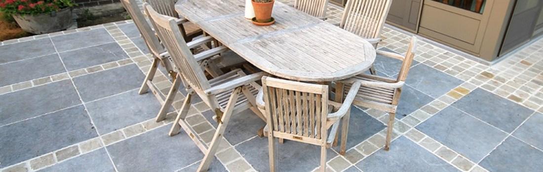 Tegels en natuursteenproducten: zandsteen, leisteen, kalksteen, graniet ... - België