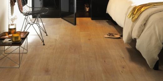 Vloerbekleding in laminaat parket - België