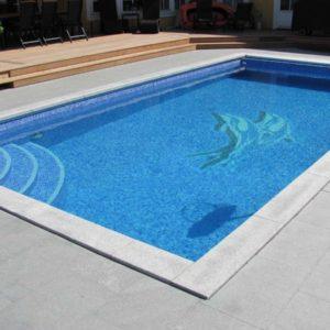 Inrichten van de zwembadomgeving